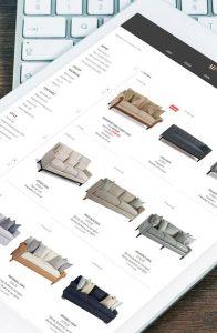 furniture product descriptions
