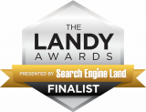 Award Winning Digital Marketing - Landy's Awards Finalist