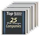 Web Design Company - Top 25 Award