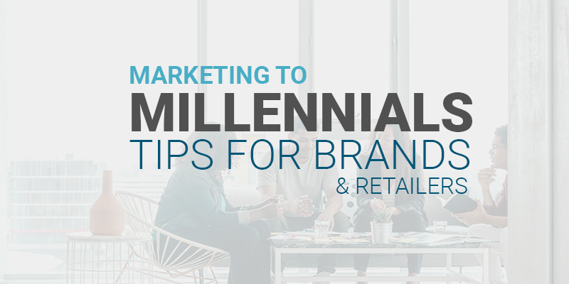 marketing millennial shoppers