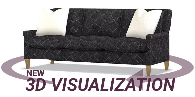 new 3D product visualization technology platform