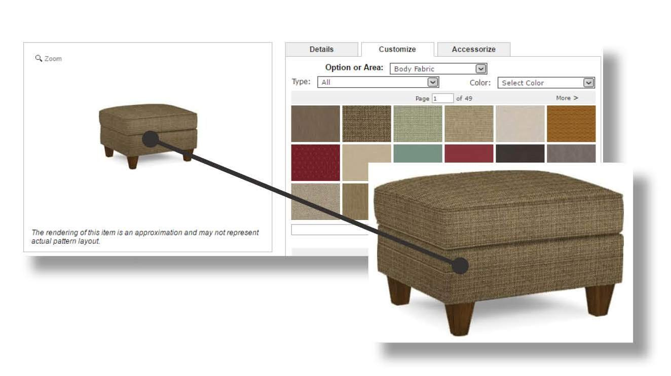 custom furniture design technology