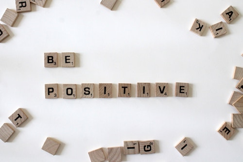 positive marketing team