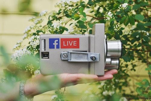 facebook live b2b tips