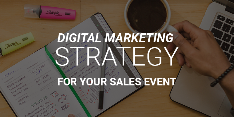 digital marketing sales strategy