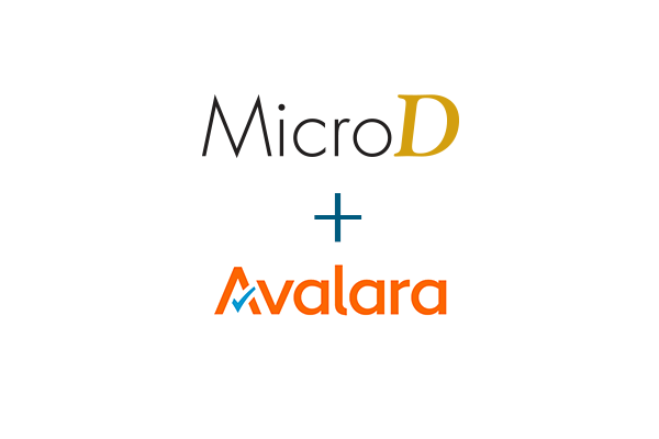 microd avalara partnership