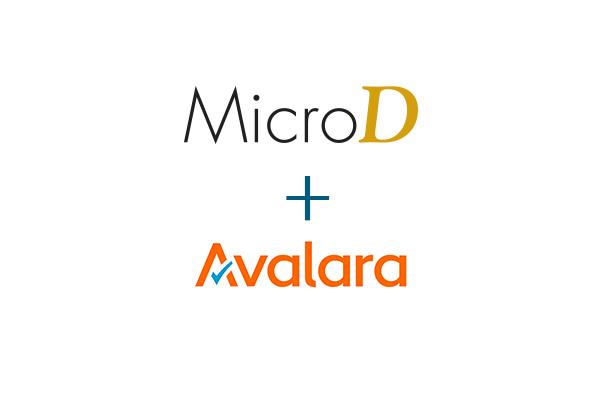 microd avalara partnership
