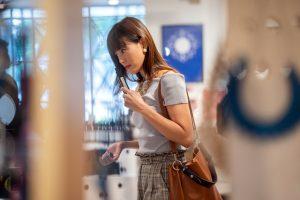 customer service in store data