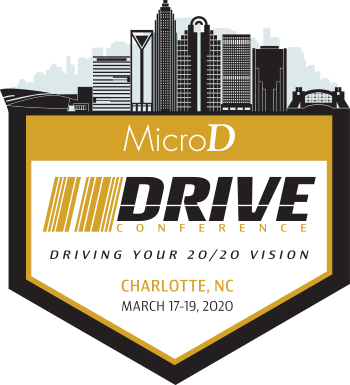 DRIVE Conference badge