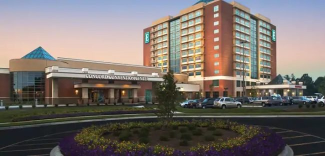 Embassy Suites Charlotte Concord