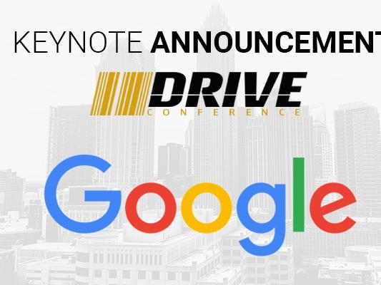 microd conference drive 2020 keynote