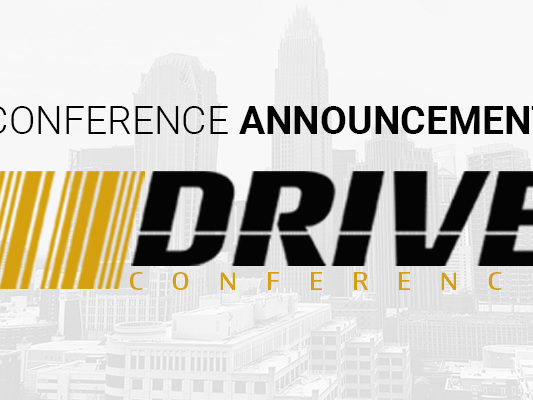 drive conference special announcement