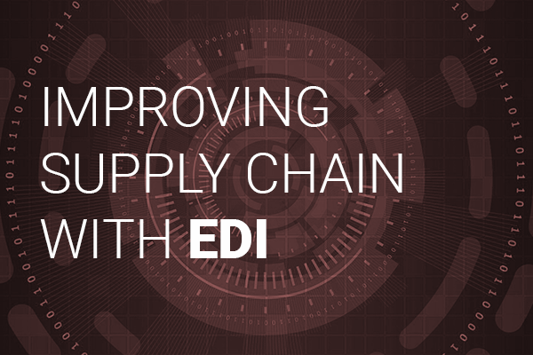 edi supply chain management