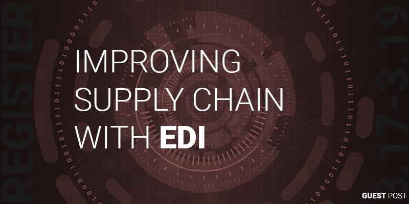 edi supply chain management