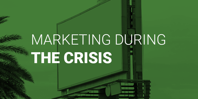 marketing plan during crisis