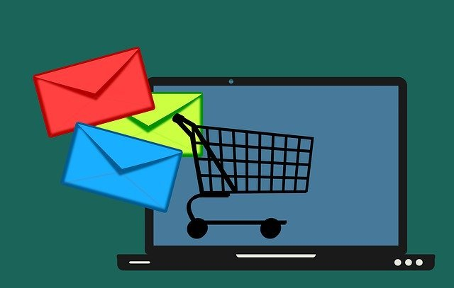 email shopping cart marketing