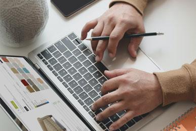 B2B website purchasing by millennials