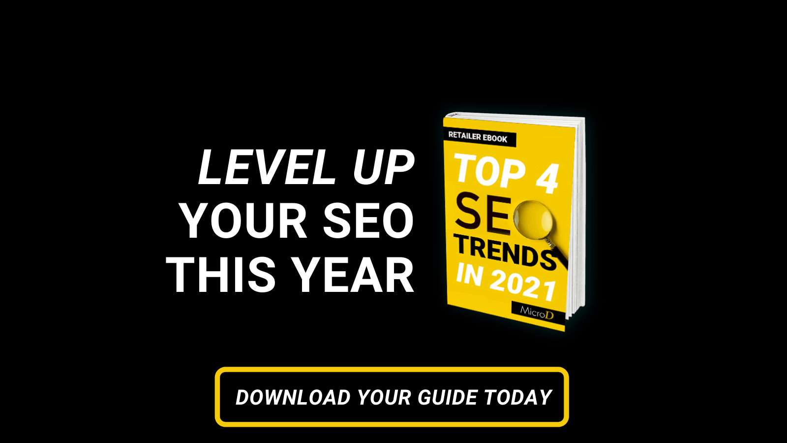 ebook seo trends in 2021 for retailers