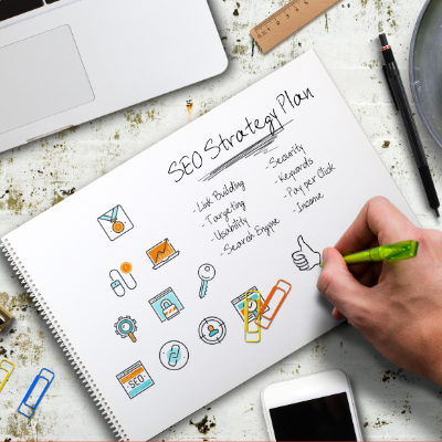 2021 seo trends for retail strategy