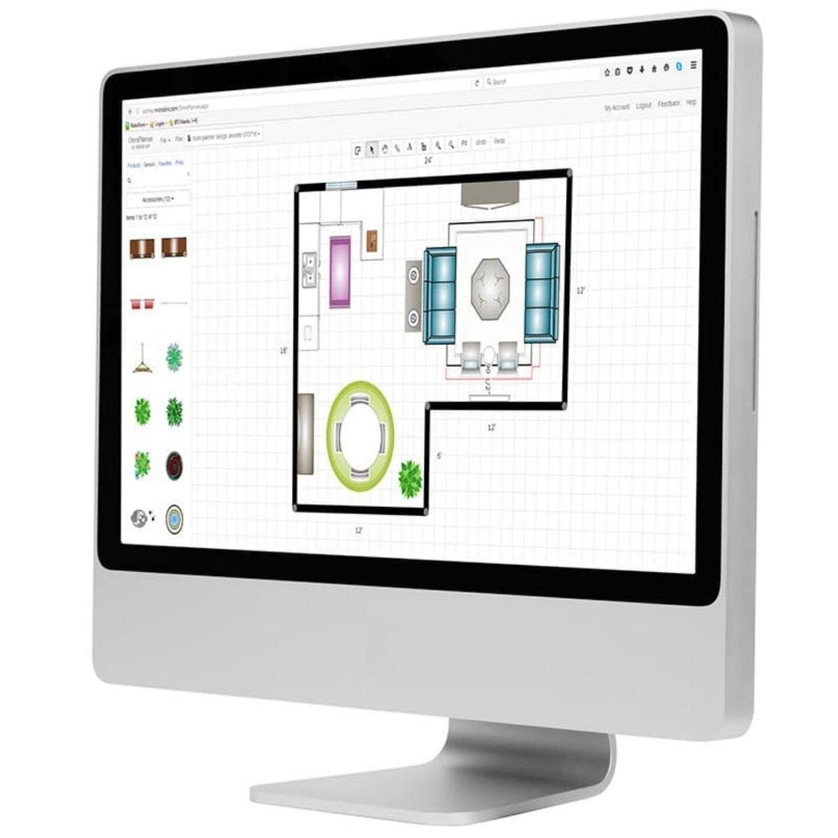 best website feature 2020 room planner