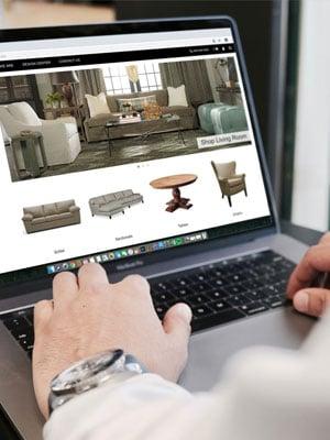 furniture ecommerce websites