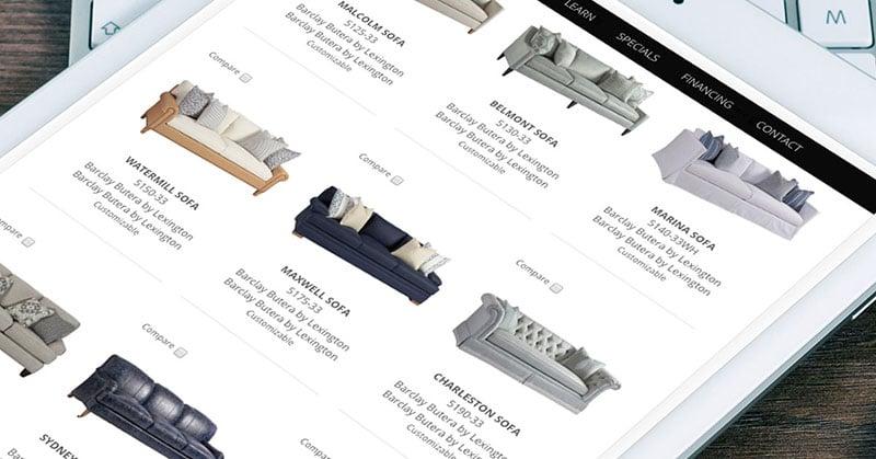 furniture manufacturer catalogs