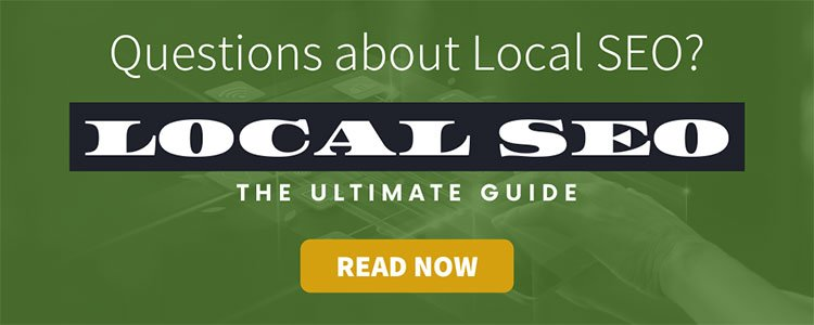 Local SEO - The Ultimate Guide