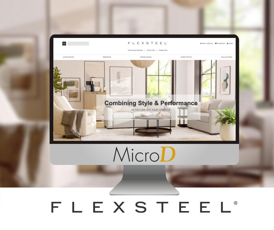 new website by MicroD