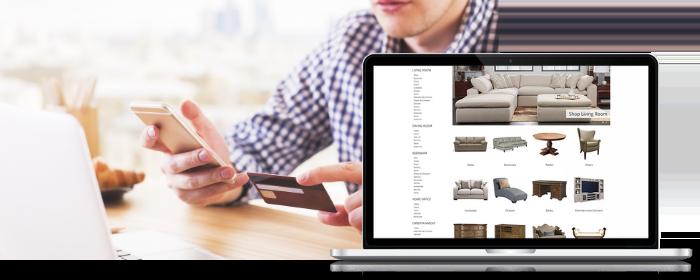 furniture store ecommerce platform